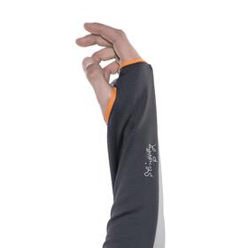 Bergans Galdebergtind Jacket Men Solid Charcoal/Solid Grey/Pumpkin